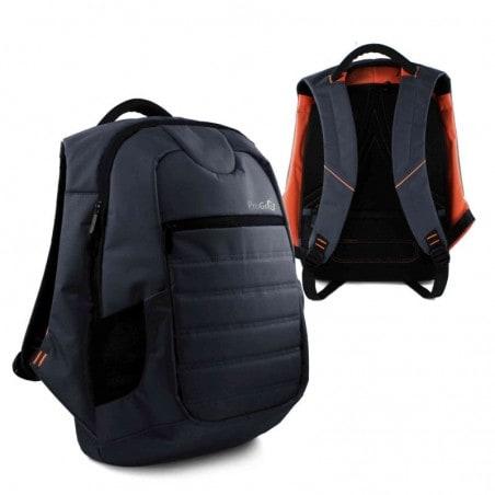 Tuff-Luv - Pro-Go Rugzak voor laptops en tablets tot 15.4 Inch - Blauw