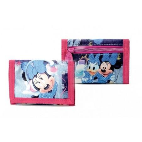 Disney Minnie en Daisy - Portemonnee - roze