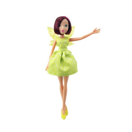 WinX: Fairy Miss - Pop - Tecna - 28 cm groot