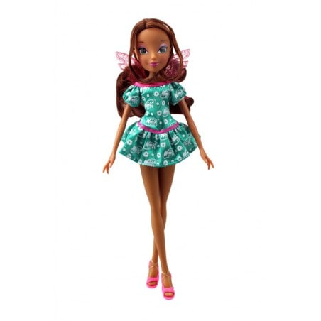 Winx Club - Pop Flower Party - Layla - 30 cm