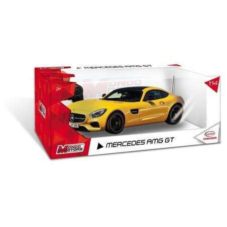 Mercedes AMG GT - RC - Raceauto - 1:14 - Geel