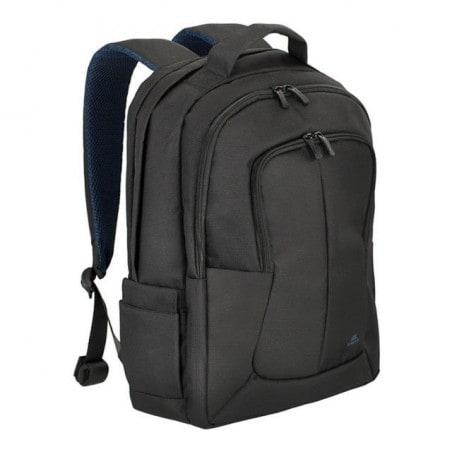 Rivacase - Bulker laptop rugzak - 17 inch - zwart