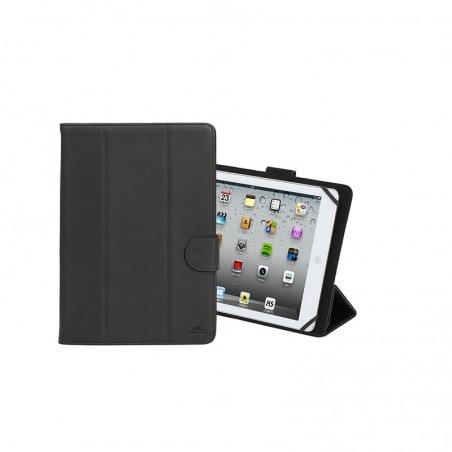 RivaCase Universele Tablet case 10.1 Inch Acer,iPad Air 2,Asus,Lenovo,Samsung Galaxy Tab,Sony-Zwart