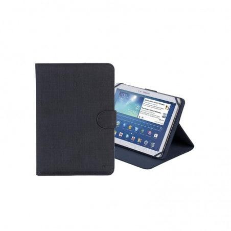 RivaCase Universele Tablet case 10.1 Inch Acer iPad Air 2 Asus Lenovo Samsung Galaxy Tab Sony Zwart