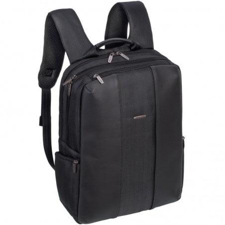 RivaCase - Laptop - Business Rugzak - 15.6 Inch - Extra vak voor 10.1 Inch tablet - Zwart