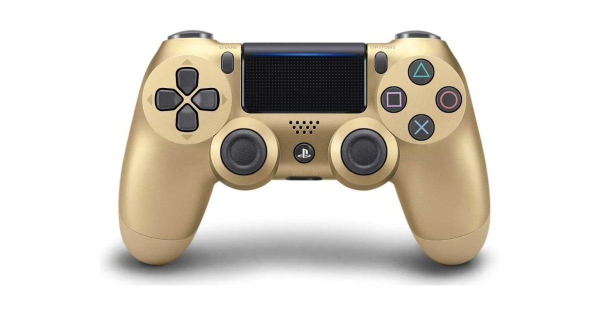 Sony PS4 Dualshock V2 Wireless Controller Goud