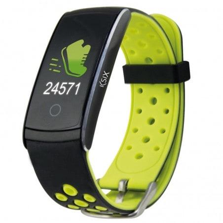 Ksix - waterdichte activity tracker en 24uurs hartslagmonitor -Groen