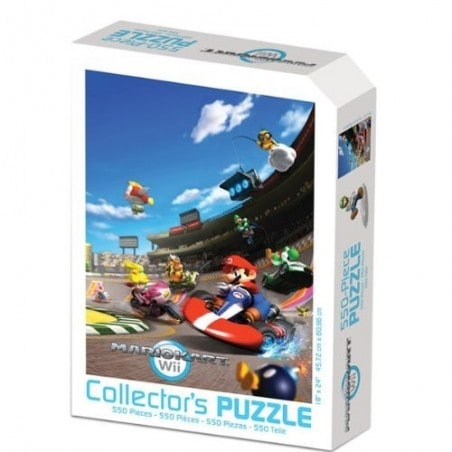 Super Mario Kart WII Puzzel