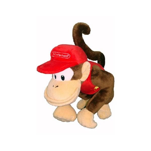 Plush figure Diddy Kong 20cm