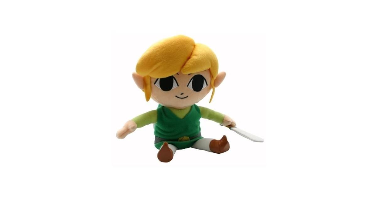 Zelda nintendo knuffel 24cm