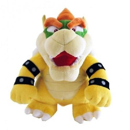 Super Mario Plushfiguur Bowser 26cm
