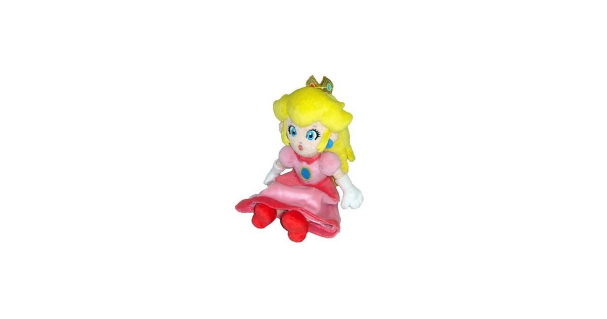 Princess Peach knuffel 23 cm