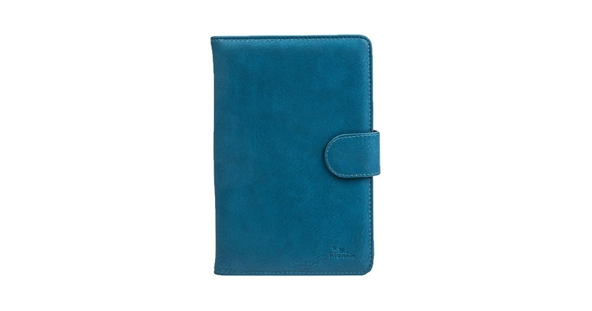 "RivaCase 3012 aquamarine tablet case 7"" voor o.a. Samsung Galaxy Tab 4 7.0, Acer Iconia Tab B1-710"