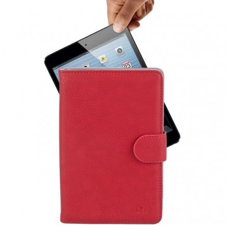 "RivaCase 3012 red tablet case 7"" voor oa Samsung Galaxy Tab 4 7.0/ Acer Iconia Tab B1-710"