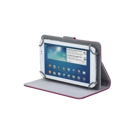 "RivaCase 3017 pink tablet case 10.1"" voor oa Apple iPad Air 2 / Samsung Galaxy Tab4 10.1"
