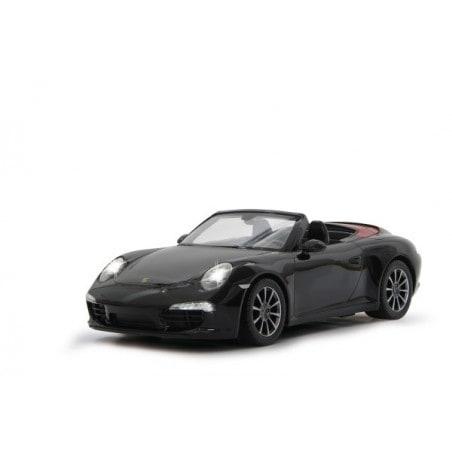 Jamara Porsche 911 Carrera S 1:12 zwart