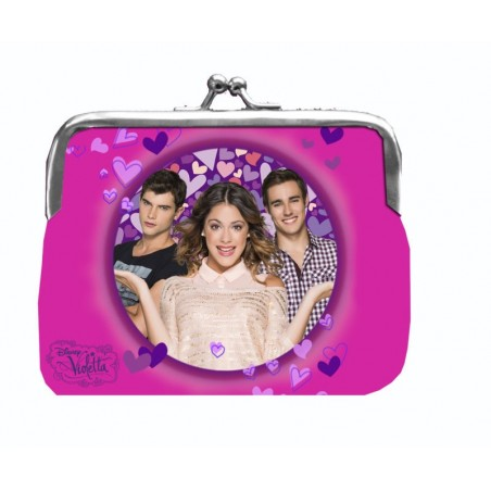 Love Friends Violetta portemonnee