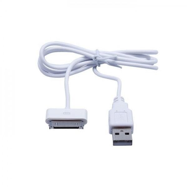 Under Control Kabel USB iphone4 klassiek wit