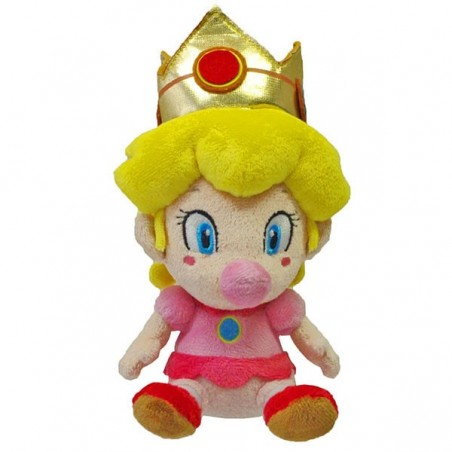Super Mario Peach mini pluche knuffel