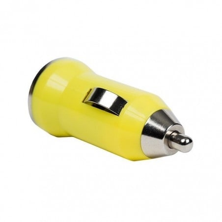 Under Control Autoadapter micro geel