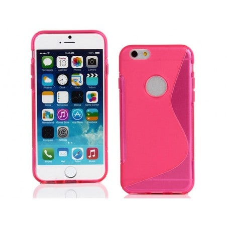 AA Iphone 6 S-Line (Pink) Gel Case