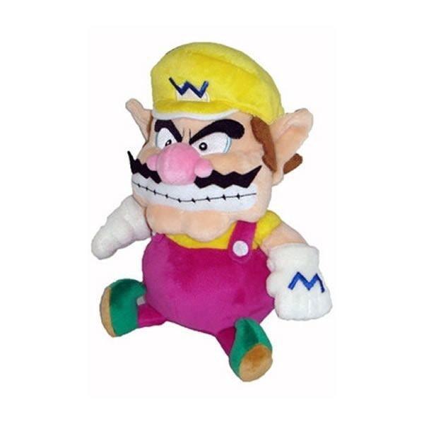 Supermario Nintendo Wario 24cm Plush