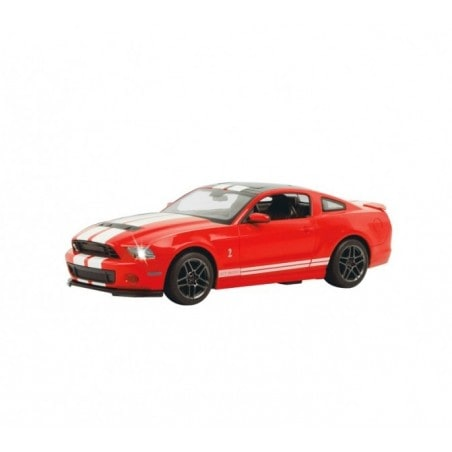 Jamara Ford Shelby GT500 1:14 rood 40MHz