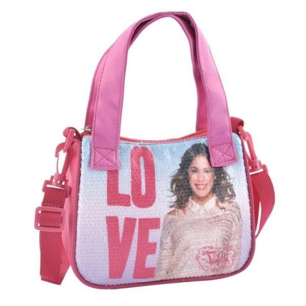 Shiny Love Violetta handtas