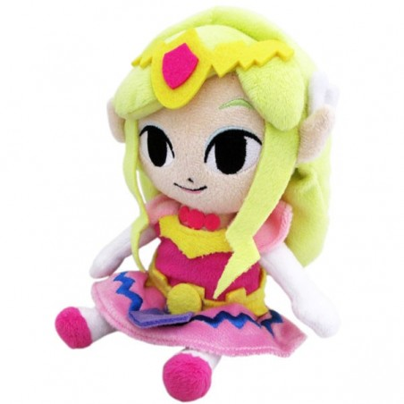 Nintendo - ZELDA - Princess of Zelda Plush 17cm