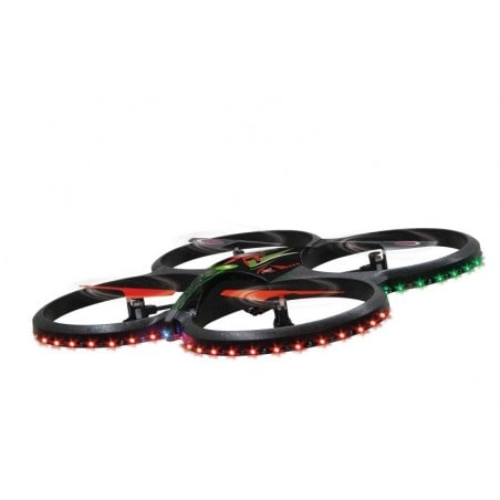 Jamara Flyscout Quadrocopter Compass/LED