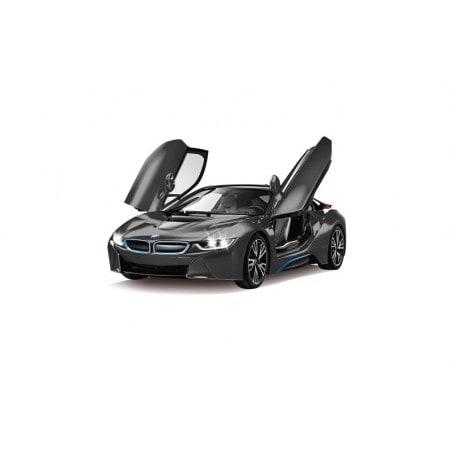 Jamara BMW I8 1:14 black door open via RC