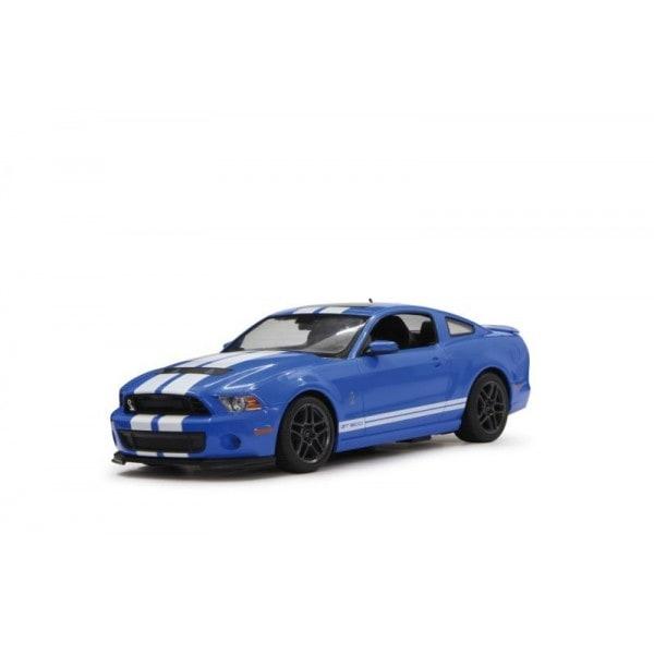 Jamara Ford Shelby GT500 1:14 blue 27Mhz
