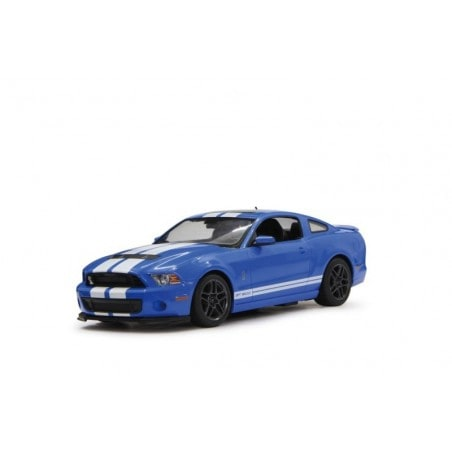 Jamara Ford Shelby GT500 1:14 blue 27Mhz