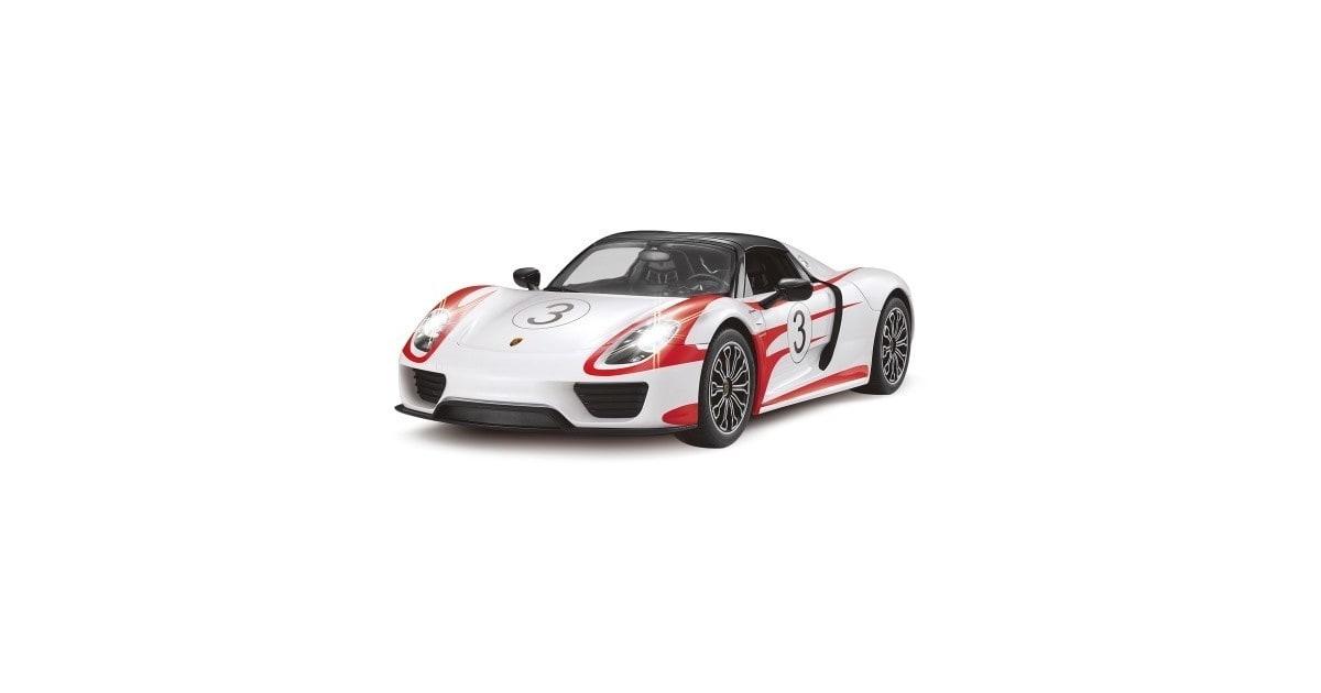 Jamara Porsche 918 Spyder Perf. 1:14 white