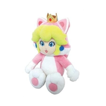 Nintendo - Cat Peach Plush 25cm