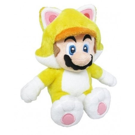 Nintendo - Cat Mario Plush 25cm