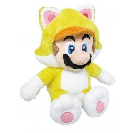 Nintendo - Cat Mario Plush 25cm
