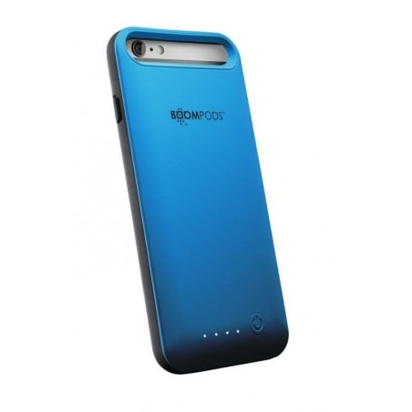 Boompods Power Banks - Oplaad case voor iPhone 6 Plus - Blauw