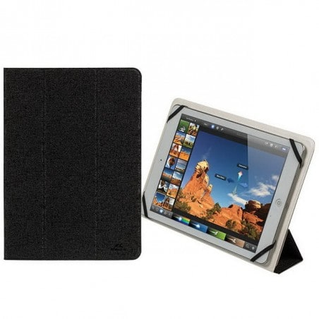 RivaCase 3127 black/white double-sided tablet cover 10.1""