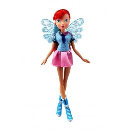 Winx Club - Pop Fairy School Bloom 30 cm