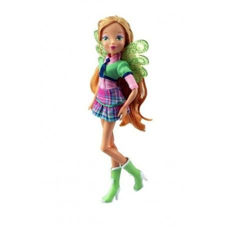 Winx Club - Pop Fairy School Flora 30 cm