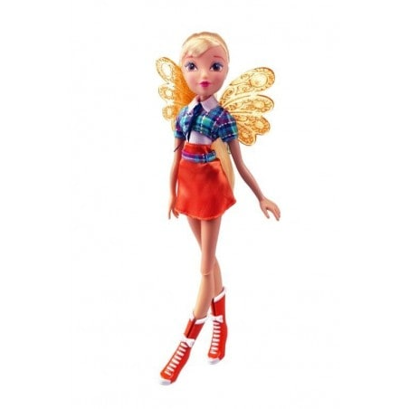 Winx Club - Pop Fairy School Stella 30 cm