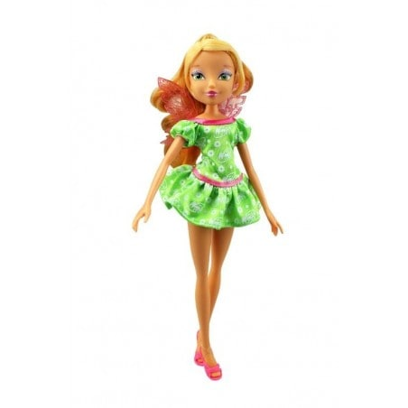 Winx Club - Pop Flower Party Flora 30 cm