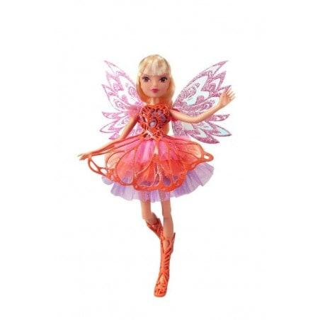 Winx Club - Pop Butterflix Fairy Stella 26 cm
