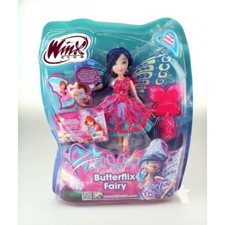 Winx Club - Pop Butterflix Fairy Musa 26 cm