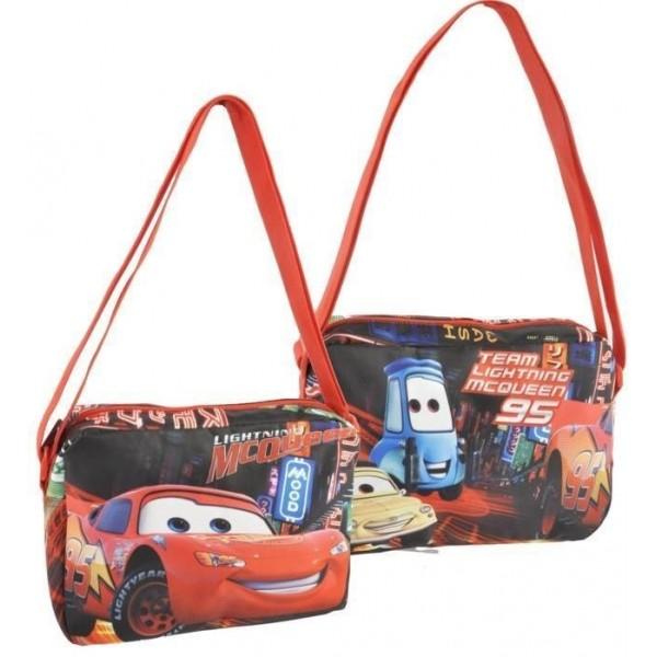 Cars McQueen - Schoudertas - 18 cm