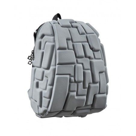 MadPax Blok Half Rugzak / Laptoptas 15 inch Grijs