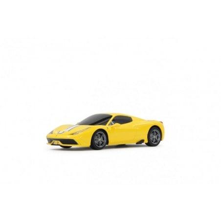 Jamara Ferrari 458 Speciale A 1:24 yellow 27MHz