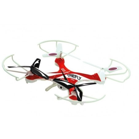 Jamara Triefly AHP Quadrocopter w. HD Camera