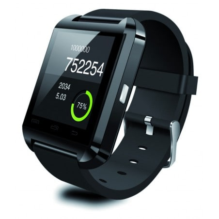 KSIX - Smart Watch  - Zwart